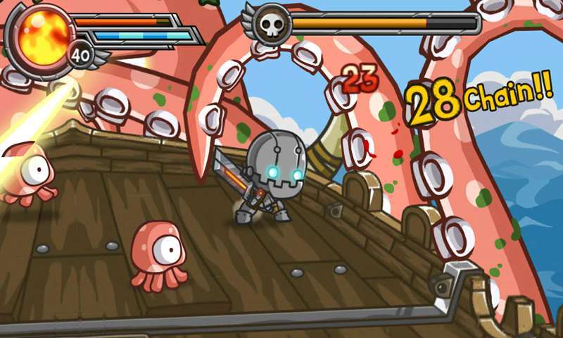 惊奇剑士(Wonder Blade)图5