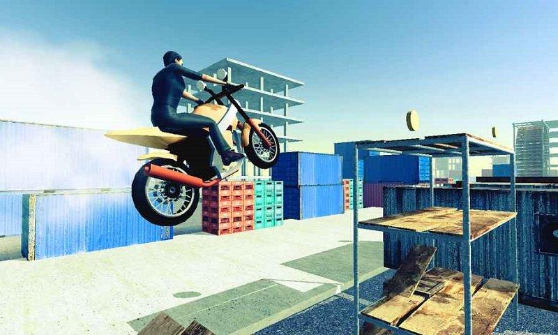 摩托車越野賽手游圖3